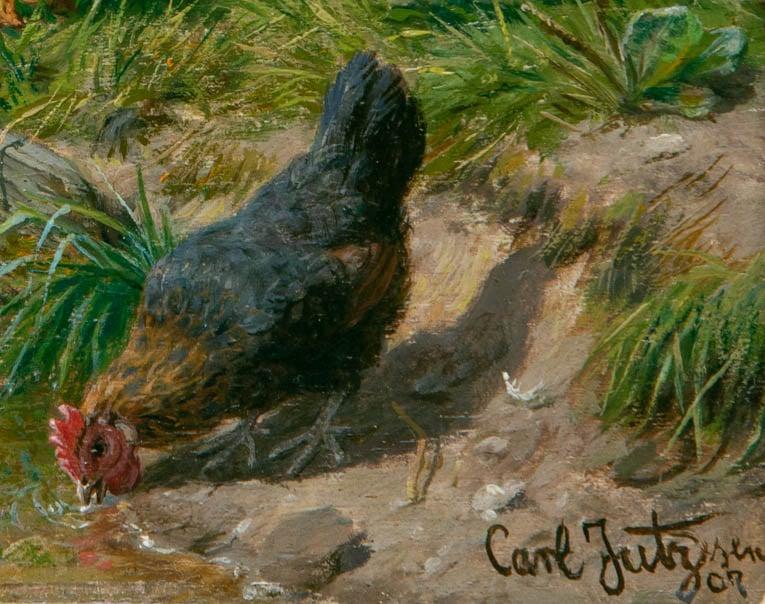 Jutz, Carl: Signatur
