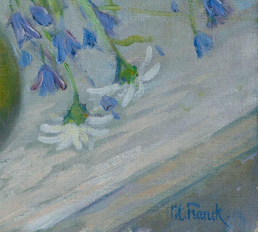 Maria Marc, geb. Franck: Signatur