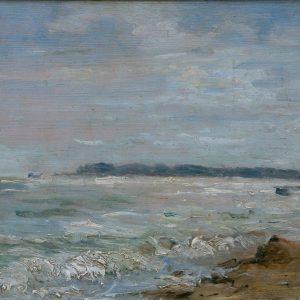 Laurits Tuxen: At the beach